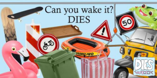 DIES - Can you wake it?