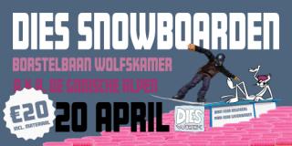 DIES SNOWBOARDEN WOLFSKAMER