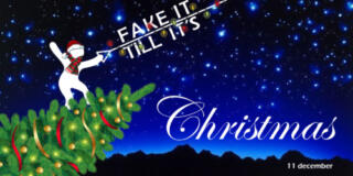 Fake It Till It\'s CHRISTMAS