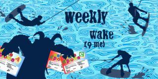 Weekly Wake met diploma\'s!!
