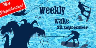 Weekly wake